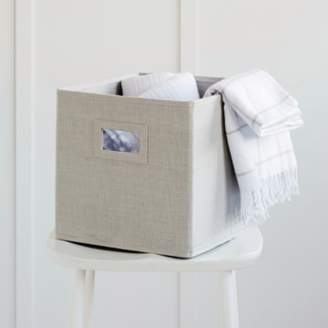 The White Company Storage Cube