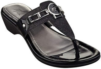 Marc Fisher Amina Thong Sandals Women Shoes
