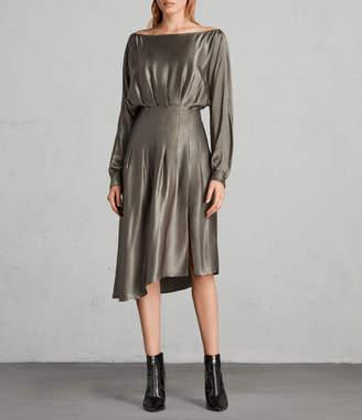 AllSaints Ela Dress