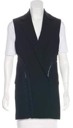 Dion Lee Wool Cutout Vest