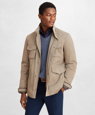 Brooks Brothers Golden Fleece Four-Pocket Field Jacket