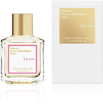 Francis Kurkdjian À la rose Body Oil, 2.4 oz./ 70 mL