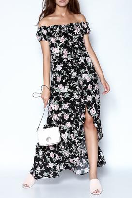 Cotton Candy LA Floral Maxi Dress $98 thestylecure.com