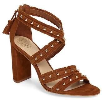 Vince Camuto Machila Block Heel Sandal $129.95 thestylecure.com