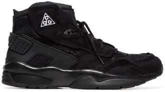 Nike X Comme des Garcons black acg mowab sneakers