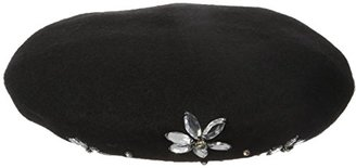 Collection XIIX Women's Pearl Beret Hat $32 thestylecure.com