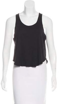 Theyskens' Theory High-Low Sleeveless Top