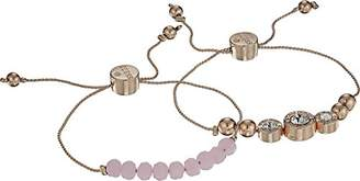 GUESS Bracelet Items Women's Slider Bracelet Duo