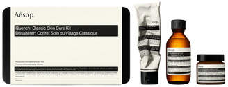 Aesop Quench: Classic Skin Care Kit
