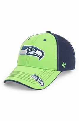 '47 NFL Seattle Seahawks Revolver Baseball Cap
