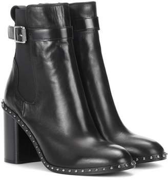 Rag & Bone Embellished leather ankle boots