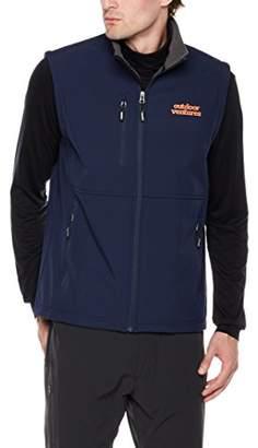 Outdoor Ventures Men Milan Core Windproof Soft Shell Vest