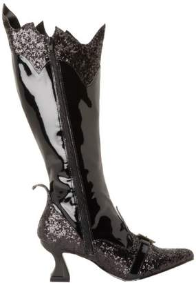 Funtasma Women's Witch 101 B G Knee-High Boot