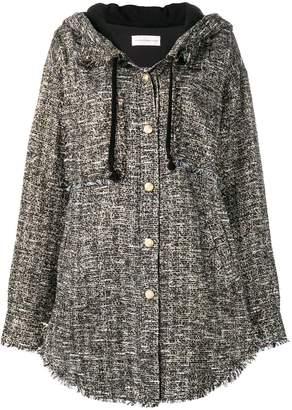 Faith Connexion oversized tweed jacket