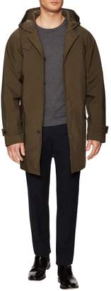 Jil Sander Men's Solid Hooded Trench