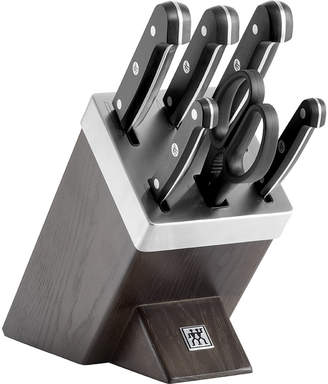 Zwilling Gourmet Self Sharpening Knife Block - 7 Pieces