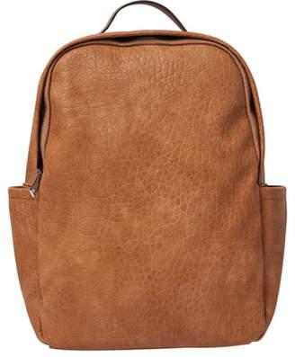 Urban Originals Goodbye Train Textured Vegan Leather Backpack