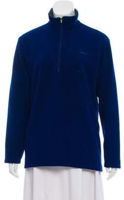 Patagonia Zip-Up Mock Neck Sweater