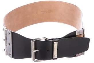 Michael Kors Hinge Wrap Belt