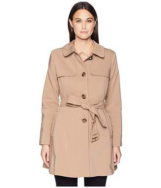 Kate Spade Rainwear Trench Coat 34