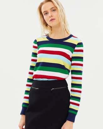 Colour Me Happy LS Knit