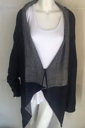 Goddis Dark-Royal Knit Cardigan