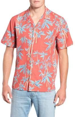 TORI RICHARD Oh Shoots Trim Fit Camp Shirt