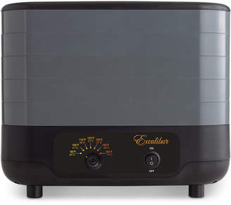 Omega Excalibur 5-Tray Stackable Dehydrator & Jerky Machine