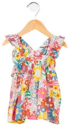 Stella McCartney Girls' Sleeveless Printed Top