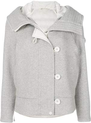 Peuterey padded buttoned jacket