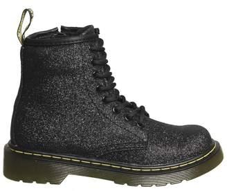 Dr. Martens Girl's Delaney Glitter Junior Boots