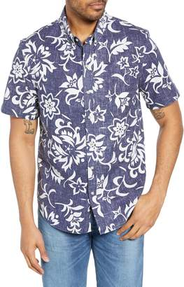 a06f7410 Reyn Spooner Pareau Royale Regular Fit Sport Shirt