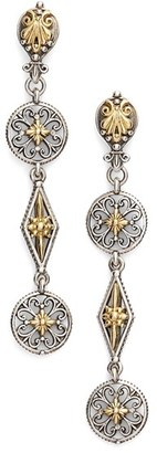 Women's Konstantino 'Penelope' Linear Drop Earrings $790 thestylecure.com