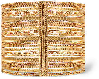 Rachel Zoe Jasmine Multi-Layer Chain Cuff