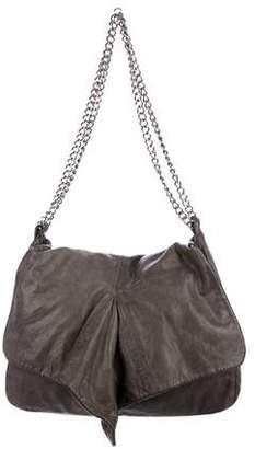 Yigal Azrouel Leather Flap Shoulder Bag