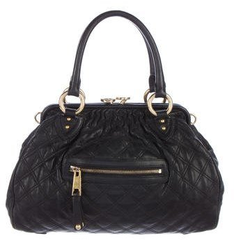 Marc JacobsMarc Jacobs Quilted Leather Stam Bag