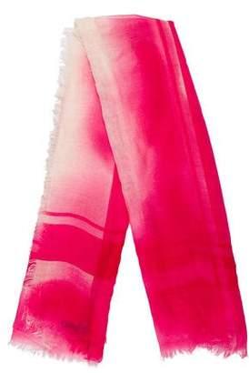 Bottega Veneta Cashmere & Silk Printed Scarfs