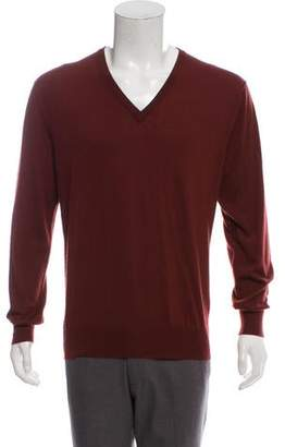 Hermes Cashmere & Silk Blend Sweater