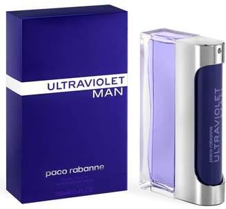 Mens Paco Rabbane Ultraviolet Eau De Toilette 100ml - Nude