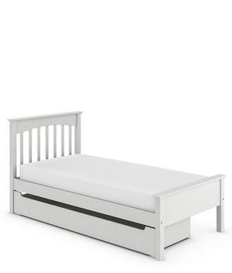 Marks and Spencer Hastings Kids Grey Storage Bed