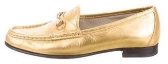 Gucci Niza Leather Loafers