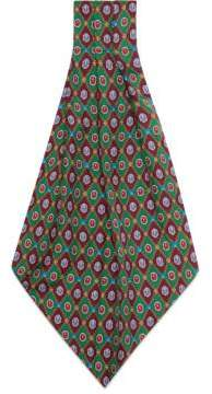 Gucci Cachecol with geometric jewel print
