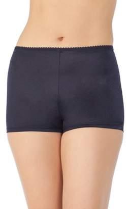 Vassarette Women's Undershapers Light Control Boy Short Panty, Style 4842001