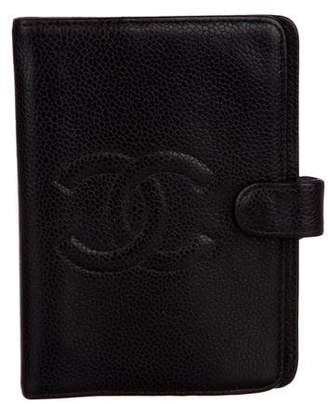 Chanel CC Agenda Cover