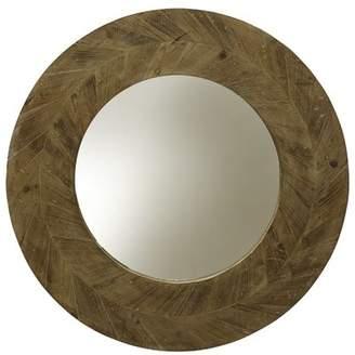 Rustic mirrors shopstyle at joss main union rustic massingill arrow round wall accent mirror altavistaventures Images