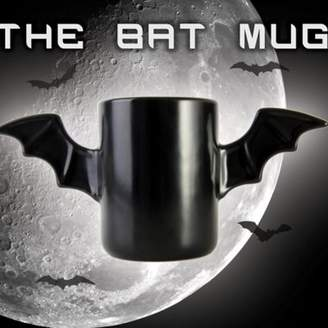 Thumbs Up Bat Mug