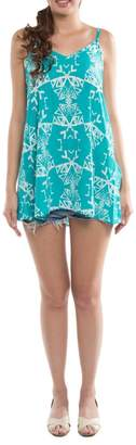 Bella Tribal Printed Tank $28 thestylecure.com