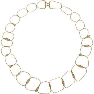 "Fernando Jorge Women's ""Fluid Diamonds"" Chain Necklace"
