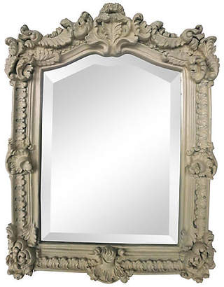 One Kings Lane Vintage French Mirror - Cliffe's Edge Antiques