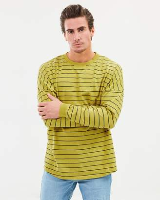 Cotton On Drop Shoulder Long Sleeve Tee